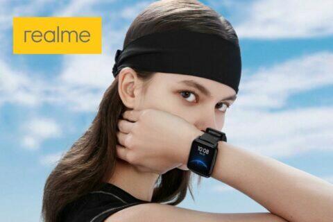 Realme Watch 2 představeny