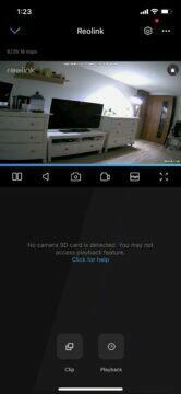reolink kamera