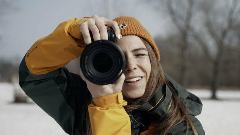 Rozhovor: Eliška Hudcová - Kam vyrazit za fotkou na výlet?
