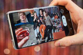 Samsung Display Corning 2021