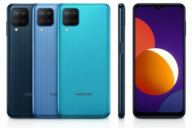 Samsung Galaxy M12 český trh