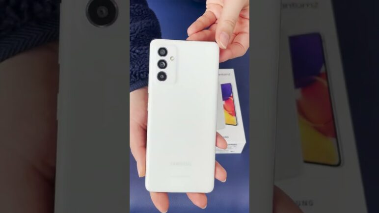 Samsung Galaxy Quantum 2 Unboxing Video Leak