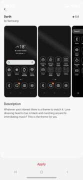 Samsung iTest téma