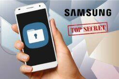Samsung jak skrýt soubory Zabezpečená složka