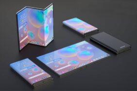 Samsung název S Foldable