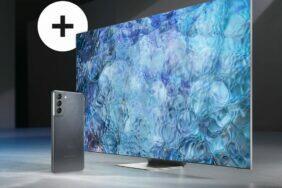 Samsung Neo QLED TV S21 bonus