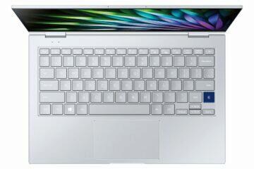 Samsung nový notebook
