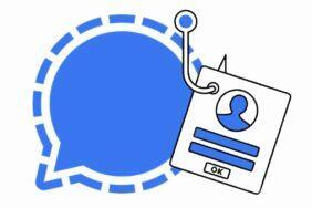 Signal phishing