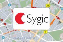 Sygic aplikace modernizace