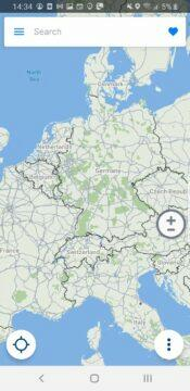 Sygic aplikace modernizace mapa EU SDK