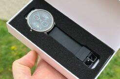 testování hodinek Mibro Air