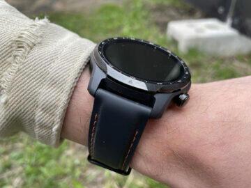 TicWatch nové hodinky