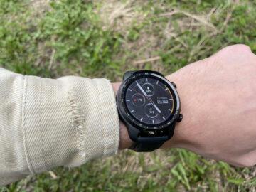 TicWatch Pro 3 GPS recenze cz