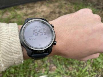 TicWatch Wear OS hodinky
