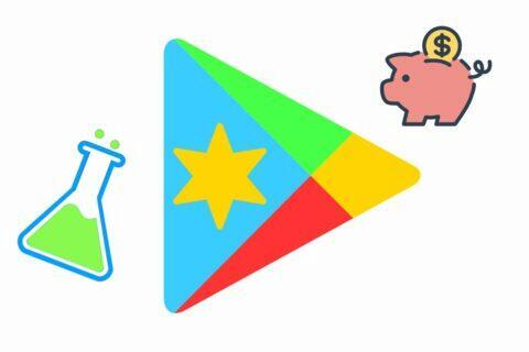 triky Google Play