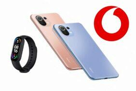 Vodafone Xiaomi Mi 11 lite 5G