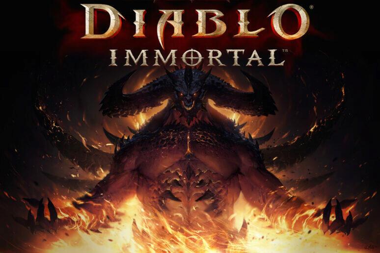 vydani hry diablo immortal
