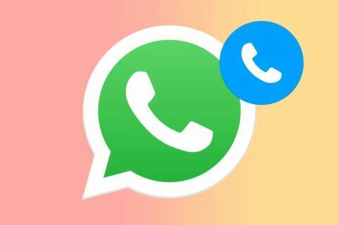 WhatsApp hovory na počítači