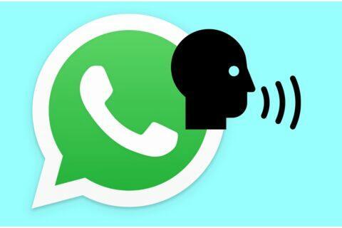WhatsApp zrychlení hlasových zpráv