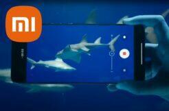 Xiaomi Mi 11 Ultra pod vodou