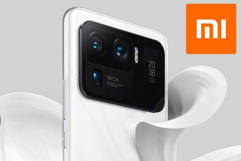 Xiaomi Mi 11 Ultra rozebrán