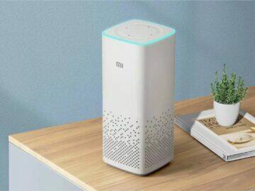 Xiaomi Mi AI Speaker druhá generace bok