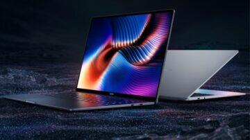 Xiaomi Mi Notebook Pro 15 2021 parametry cena displej záda