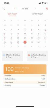 Xiaomi Oclean Pro X funkce