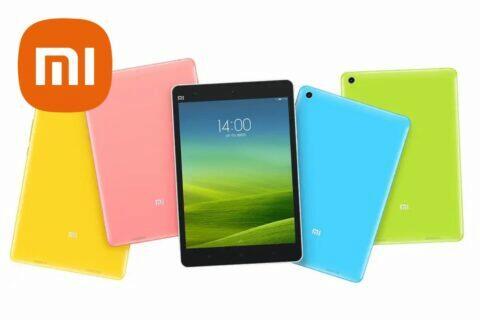 Xiaomi tři nové tablety