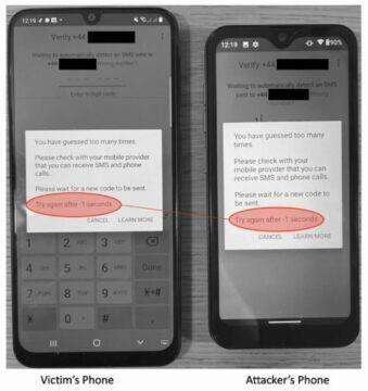 zablokování WhatsApp účtu telefonní číslo příklad