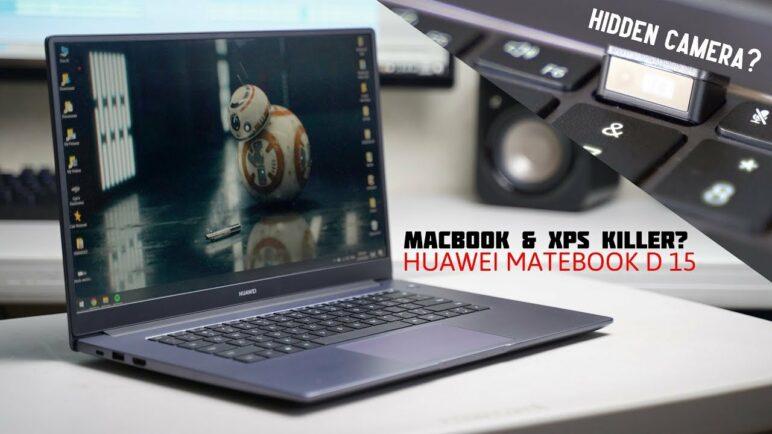 $600 MacBook Killer? HUAWEI Matebook D 15 (Full Review & Gaming Test)