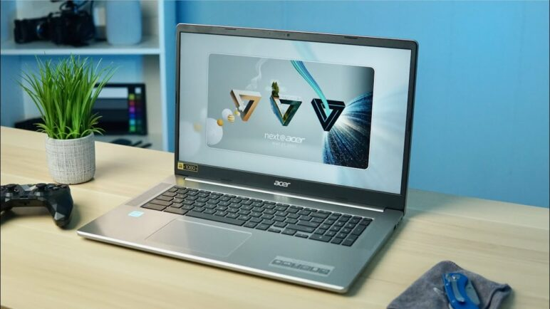 Acer Chromebook 317: Unboxing & Hands-On With The World's First 17-inch Chromebook