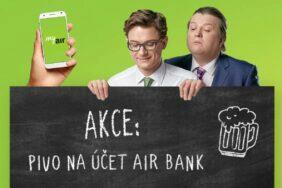 Air Bank na jedno rozvolněné