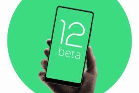 Android 12 beta telefony