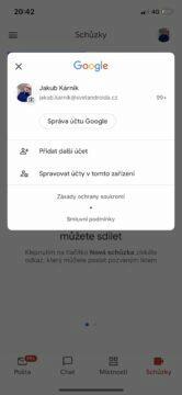android aplikace gmail