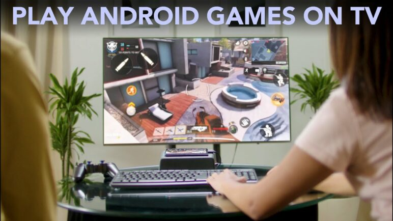 AnyConsole - Play Android Mobile Games on Your TV