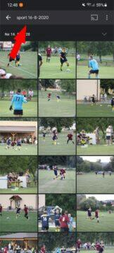 aplikace sport