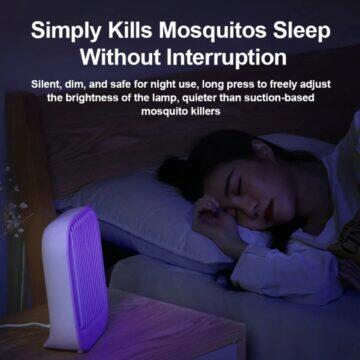 Baseus lapač komárů