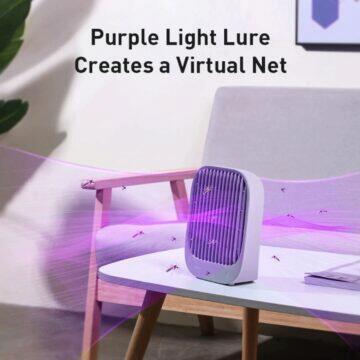 Baseus lapač komárů světlo