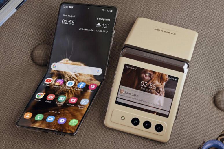 Cena Galaxy Z Flip 3