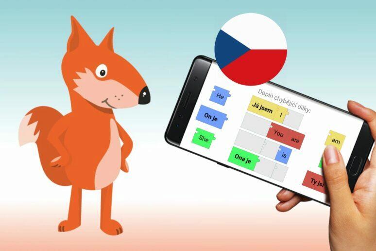 česká aplikace Lišák Fox
