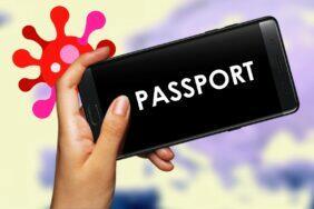 covidový pas mobilní aplikace
