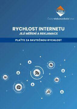 ČTÚ brožura rychlost internetu 1 úvod