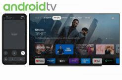 dálkové ovládání android tv