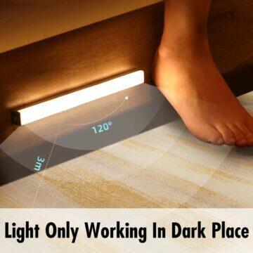 chytrý teploměr na pečení grilování Decentní LED světýlko postel
