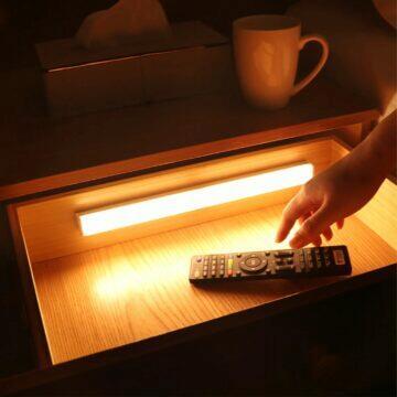 chytrý teploměr na pečení grilování Decentní LED světýlko šuplík