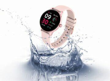 Elegantní hodinky Xiaomi IMILAB W11