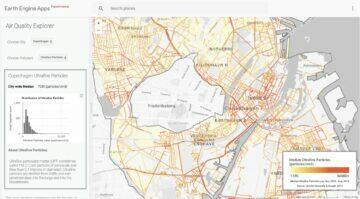 Environmental Insights Explorer Kodaň
