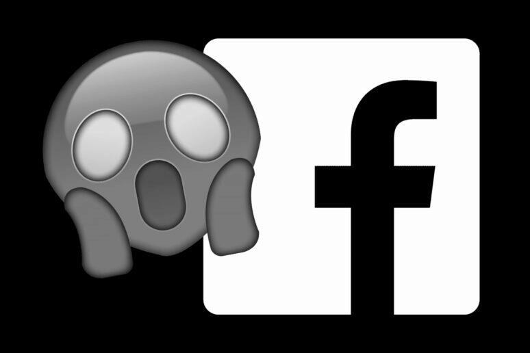 Facebook nefunguje tmavý režim