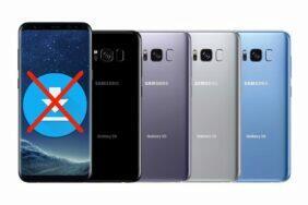galaxy S8 končí aktualizace